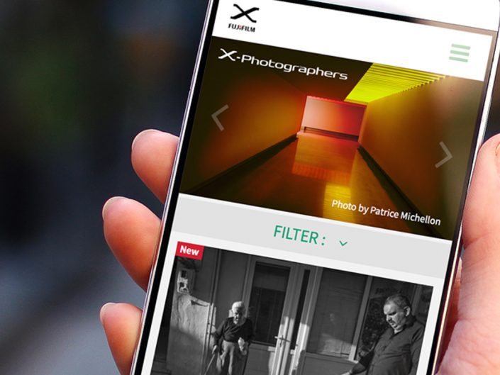 Fujifilm X Photographers